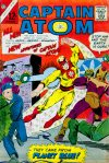 Cover For Captain Atom 78
