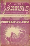 Cover For L'Agent IXE 13 v2 41 Le portrait d'un fou