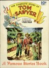 Cover For Famous Stories 2 - Tom Sawyer