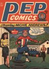 Cover For Pep Comics 51