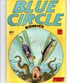 Cover For Blue Circle Comics 3