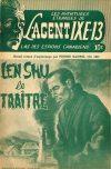 Cover For L'Agent IXE 13 v2 168 Len Shu le traître