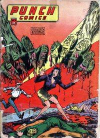Large Thumbnail For Punch Comics #19