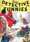 Cover For Keen Detective Funnies 5 v2 1