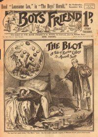Large Thumbnail For The Boys' Friend 0491 - The Blot