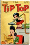 Cover For Tip Top Comics 111