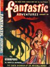 Cover For Fantastic Adventures v12 1 The Usurpers Geoff St. Reynard