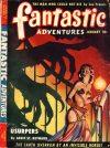 Cover For Fantastic Adventures v12 1 The Usurpers Geoff St. Reynard