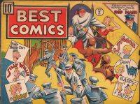 Large Thumbnail For Best Comics #2