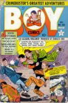 Cover For Boy Comics 105
