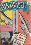 Cover For U.S. Air Force Comics 8