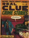 Cover For Real Clue Crime Stories v6 5