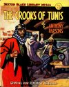 Cover For Sexton Blake Library S3 344 The Crooks of Tunis