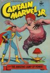 Cover For Captain Marvel Jr. 94