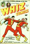 Cover For Whiz Comics 132