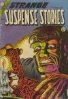 Cover For Strange Suspense Stories 22