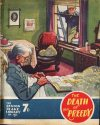 Cover For Sexton Blake Library S3 191 The Death of Miss Preedy