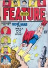 Cover For Feature Comics 117