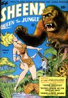 Cover For Sheena, Queen of the Jungle 3