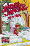 Cover For Jingle Jangle Comics 25