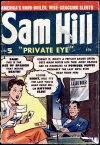 Cover For Sam Hill Private Eye 5