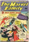 Cover For The Marvel Family 57