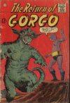 Cover For Return of Gorgo 2