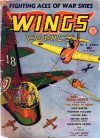 Cover For Wings Comics 8