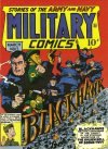Cover For Military Comics 17