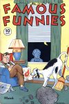 Cover For Famous Funnies 128
