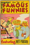 Cover For Famous Funnies 188