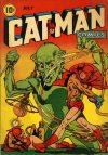 Cover For Cat Man Comics 25