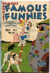 Cover For Famous Funnies 165