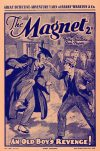 Cover For The Magnet 1620 An Old Boy's Vengeance!