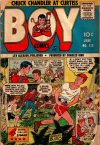 Cover For Boy Comics 112