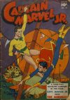 Cover For Captain Marvel Jr. 41