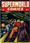 Cover For Superworld Comics 2