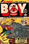 Cover For Boy Comics 61