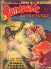 Cover For Fantastic Adventures v1 2 The Scientist's Revolt Edgar Rice Burroughs