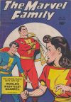 Cover For The Marvel Family 16