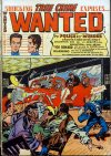 Cover For Wanted Comics 46