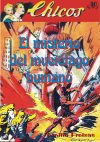 Cover For Chicos - El Misterio del Murciélago Humano