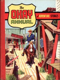 Large Thumbnail For Okay Annual of Adventure Stories 2