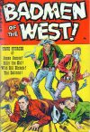 Cover For Badmen of the West 1 (A 1 100)