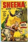 Cover For Sheena, Queen of the Jungle 6