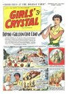 Cover For Girls' Crystal 976
