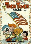 Cover For Tick Tock Tales 19