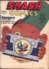 Cover For Smash Comics 70
