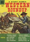 Cover For Western Roundup 22