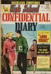 Cover For High School Confidential Diary 7